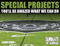 SPECIAL PROJECTS BY COURTSPORTS INC.