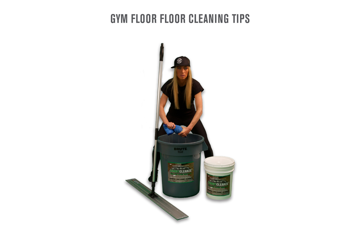GYM FLOOR CLEANING TIPS BY COURTSPORTS