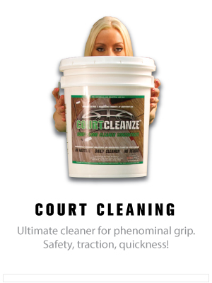 courtcleanze cleaner for hardwood basketball gym floors