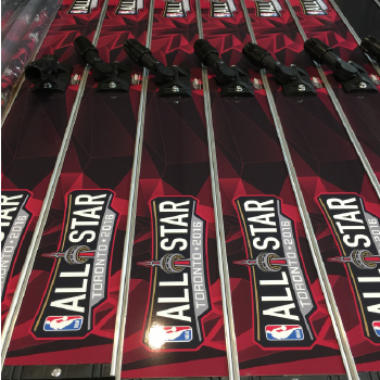 NBA all-star toronto customized mops