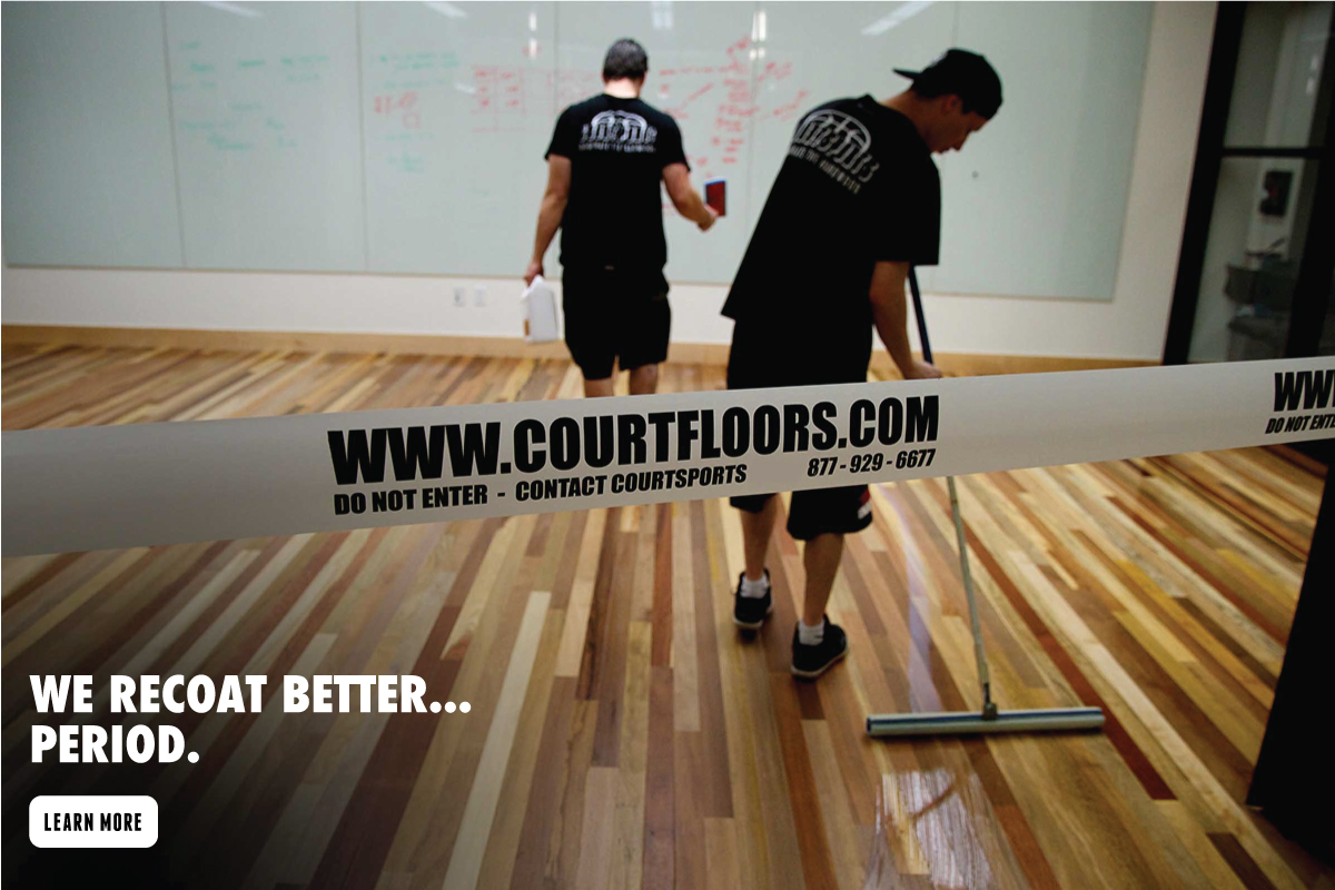 Floor Recoating