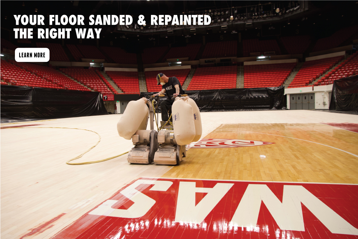 Sanding and Refinishing