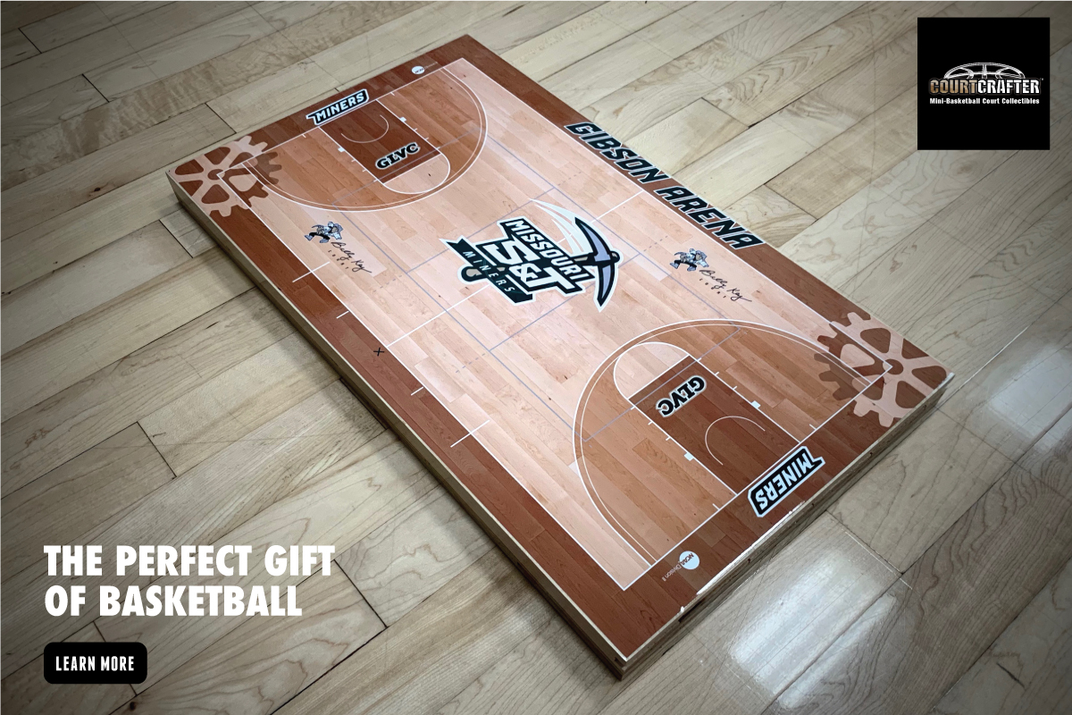 Mini Basketball Court Collectibles