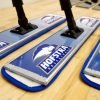 hofstra basketball promop gym floor mop
