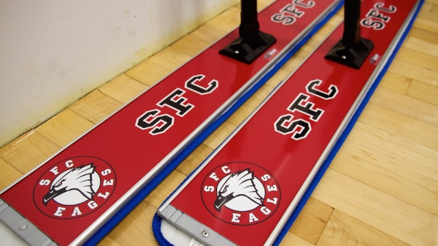 Promop basketball gym floor mop