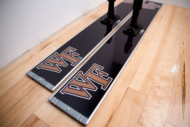 WAKE FOREST - PROMOP 36 CUSTOMIZED BASKETBALL/VOLLEYBALL MOP