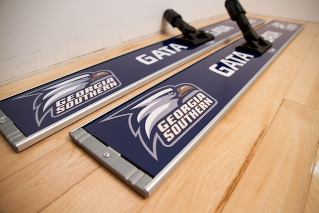 GEORGIA SOUTHERN - PROMOP 36 CUSTOMIZED BASKETBALL/VOLLEYBALL MOP