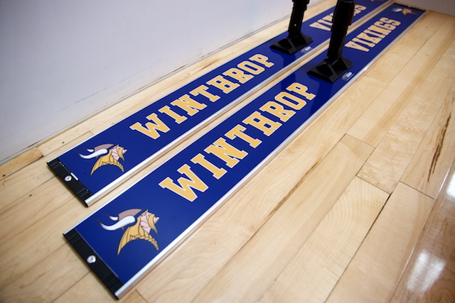 WINTHROP - PROMOP 48 CUSTOMIZED BASKETBALL MOP