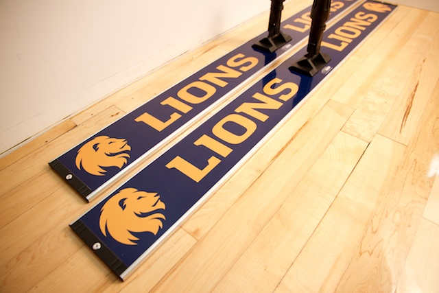 LIONS - PROMOP 48 CUSTOMIZED BASKETBALL MOP