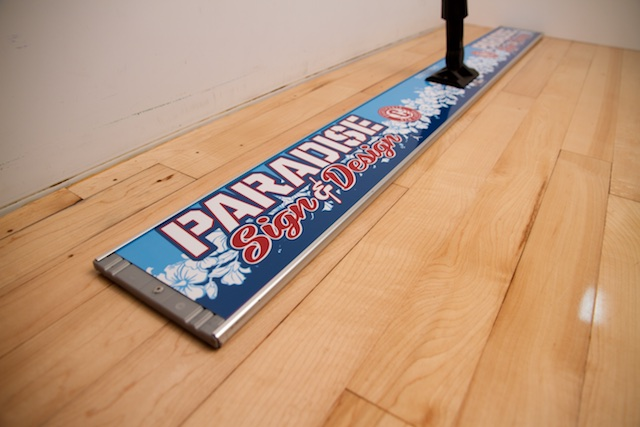 PARADISE - PROMOP 48 CUSTOMIZED BASKETBALL MOP