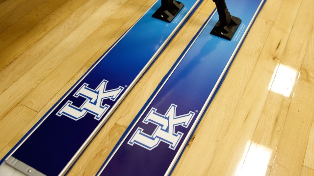 university of kentucky basketball floor mop