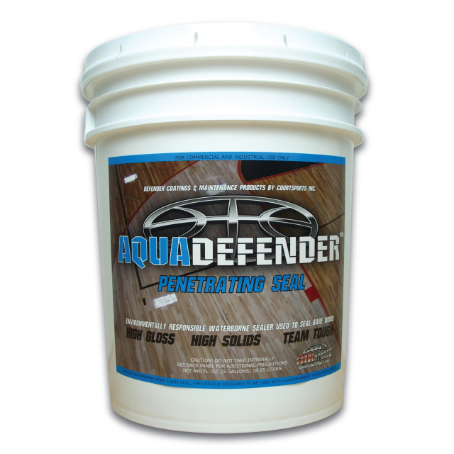 Aquadefender Seal 5 Gal Courtsports Store