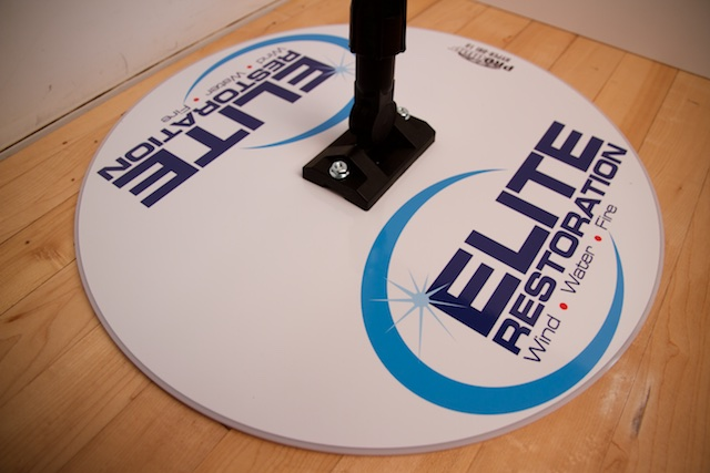 ELITE - HYPER-DRI 18 BASKETBALL/VOLLEYBALL SWEAT MOP