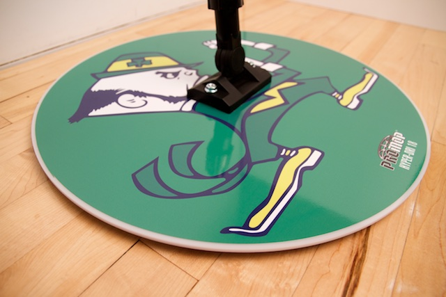 IRISH - HYPER-DRI 18 BASKETBALL/VOLLEYBALL SWEAT MOP