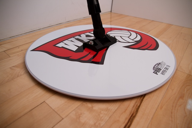 WKU - HYPER-DRI 18 BASKETBALL/VOLLEYBALL SWEAT MOP - USED BY 26 OF 30 NBA TEAMS