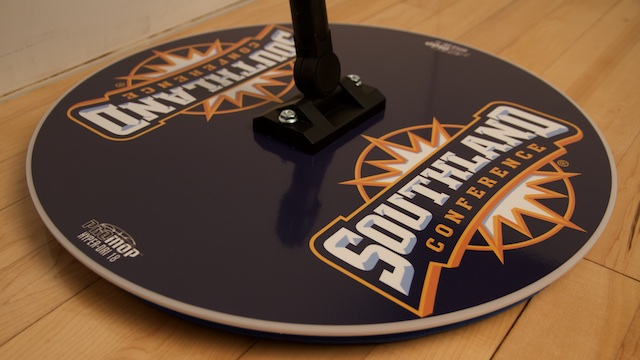 southland conference basketball playoff mop