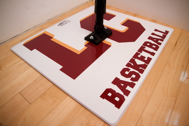 LC - PROMOP HYPER-DRI 20XL CUSTOMIZED BASKETBALL/VOLLEYBALL MOP - WITH CUSTOM LOGO AND TEAM COLORS
