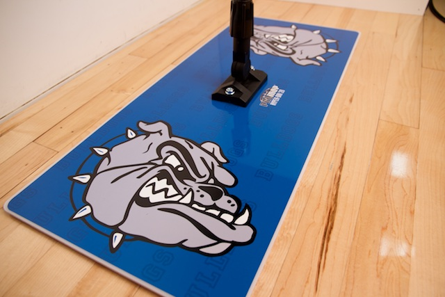 BULLDOG - PROMOP HYPER-DRI 28 CUSTOMIZED BASKETBALL/VOLLEYBALL MOP - WITH CUSTOM LOGO AND TEAM COLORS
