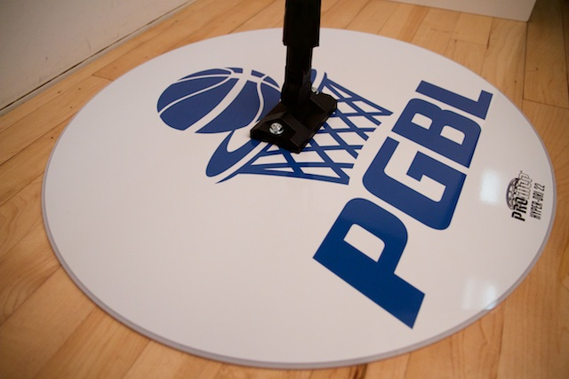 PGBL - HYPER-DRI 22 ROUND BASKETBALL/VOLLEYBALL SWEAT MOP