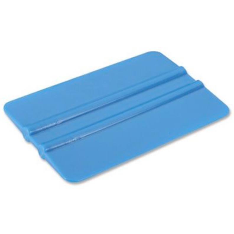 3M BLUE APPLICATION SQUEEGEE FOR APPLYING COURT STENCILS, DECALS, AND TAPE
