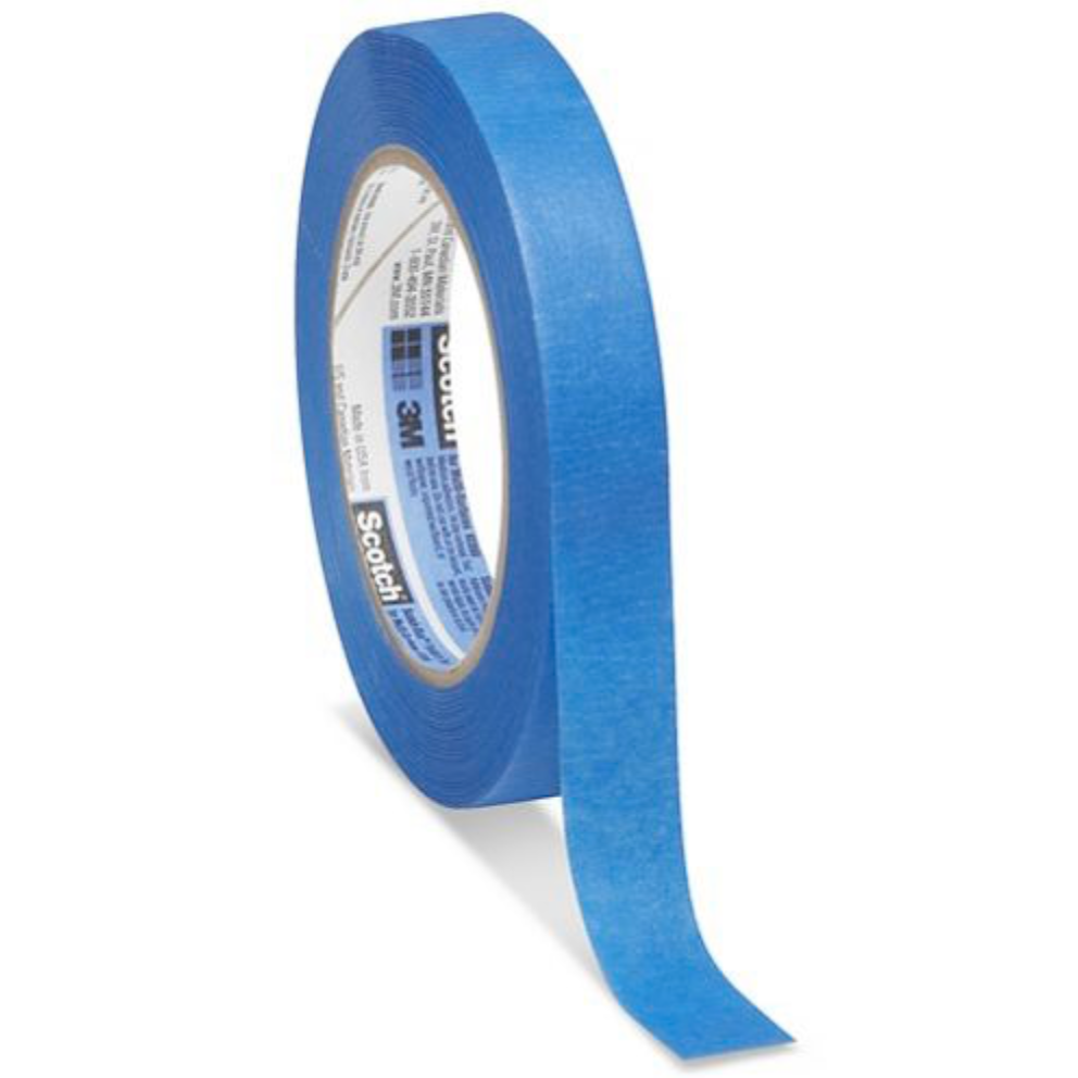 3M 2090 BLUE MASKING TAPE FOR COURT FLOOR PAINTING