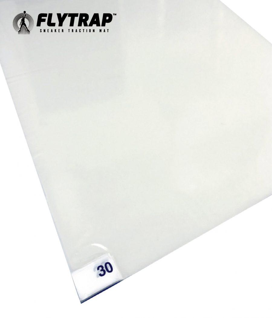 FLYTRAP SNEAKER TRACTION MAT REFILL - 30 SHEETS